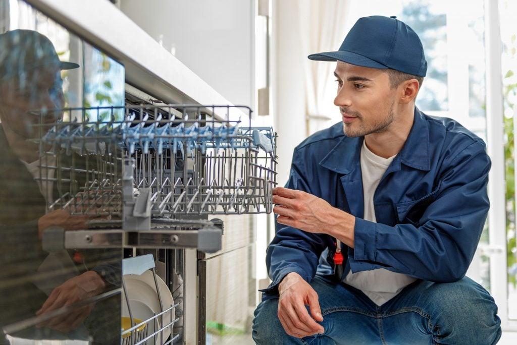 Reparar lavavajillas AEG